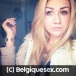 Bruges, étudiante cherche mec sympa pour dial hot