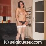 Couple femme soumise cherche homme pour trio région Charleroi