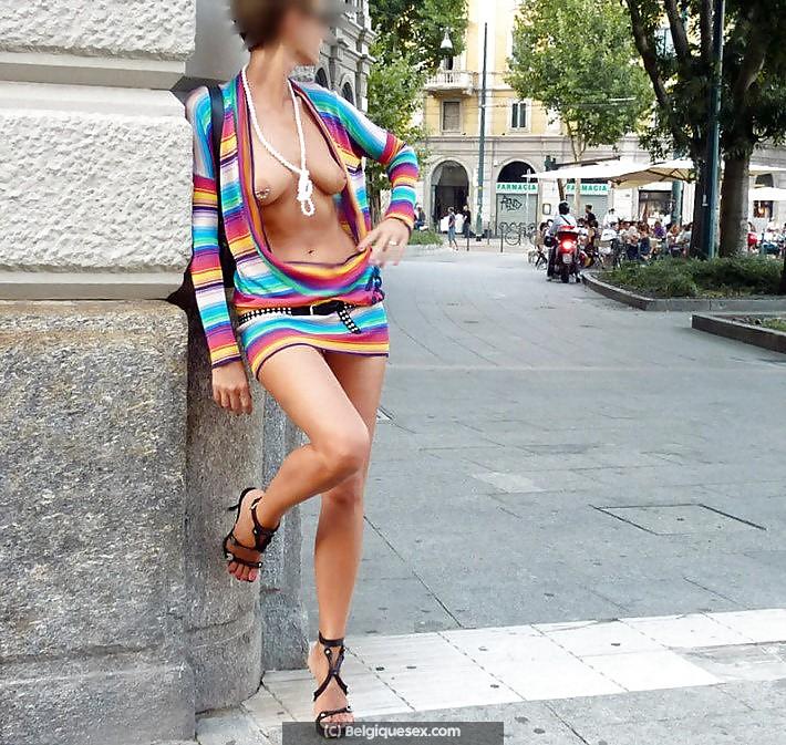 Liège, femme fatale brune dispo pour plan drague