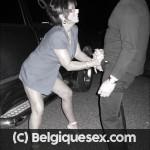 Bruxelles, Femme brune mariée dispo pour dogging