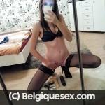 Bruges, jolie jeune femme 25 ans très perverse