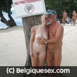 Couple naturiste Anvers propose rencontre libertine