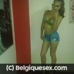 Jolie coquine célibataire belge