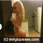 Sosie de Shakira a Bruxelles
