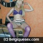Femme blonde célibataire de Bruges cherche rdv coquin