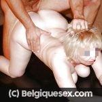 Venez baiser hard ma salope de femme belge