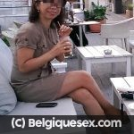 Hotwife belge cherche jeune amant