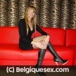 Jolie femme belge pour rencontres occasionnelles
