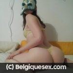 Femme coquine Bruxelles massage naturiste
