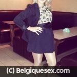 Salope célibataire de Namur