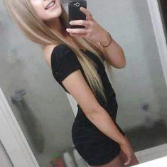 Une jolie blonde pour votre soirée a Charleroi ?